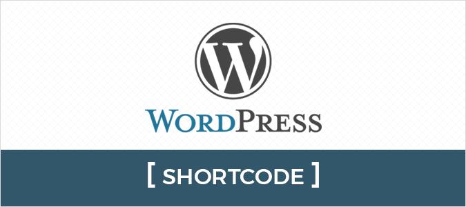 Shortcode-WP