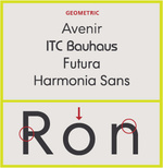 Type-face-Geometric